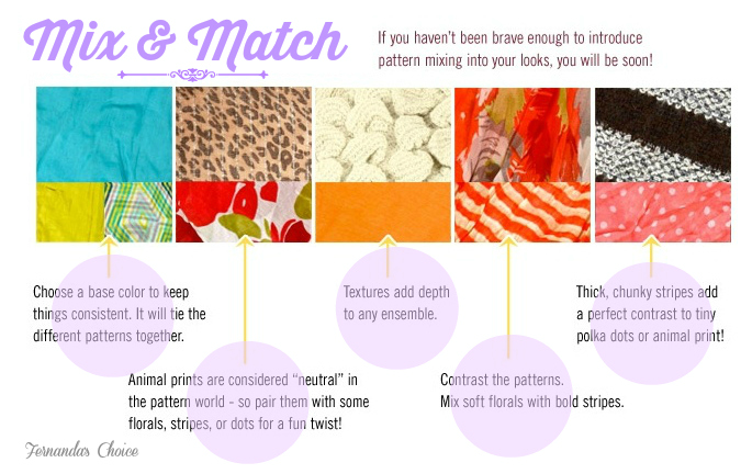 Guide to Matching Patterns