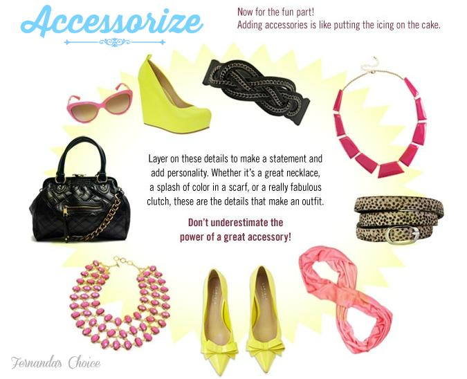 Guide to Accessorize