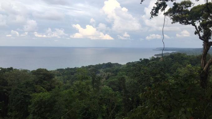 vista panoramica costa rica